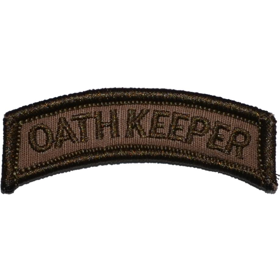 Oathkeeper Tab Patch
