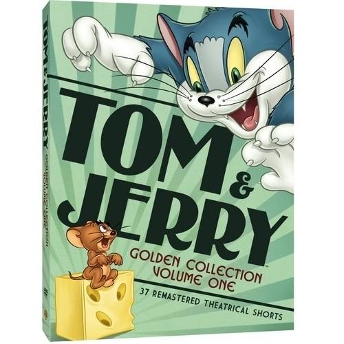 Tom & Jerry: Golden Collection, Volume One (Full Frame)