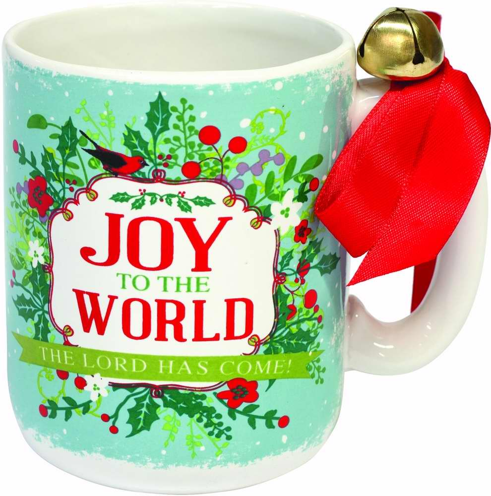 Mug C-Joy To The World