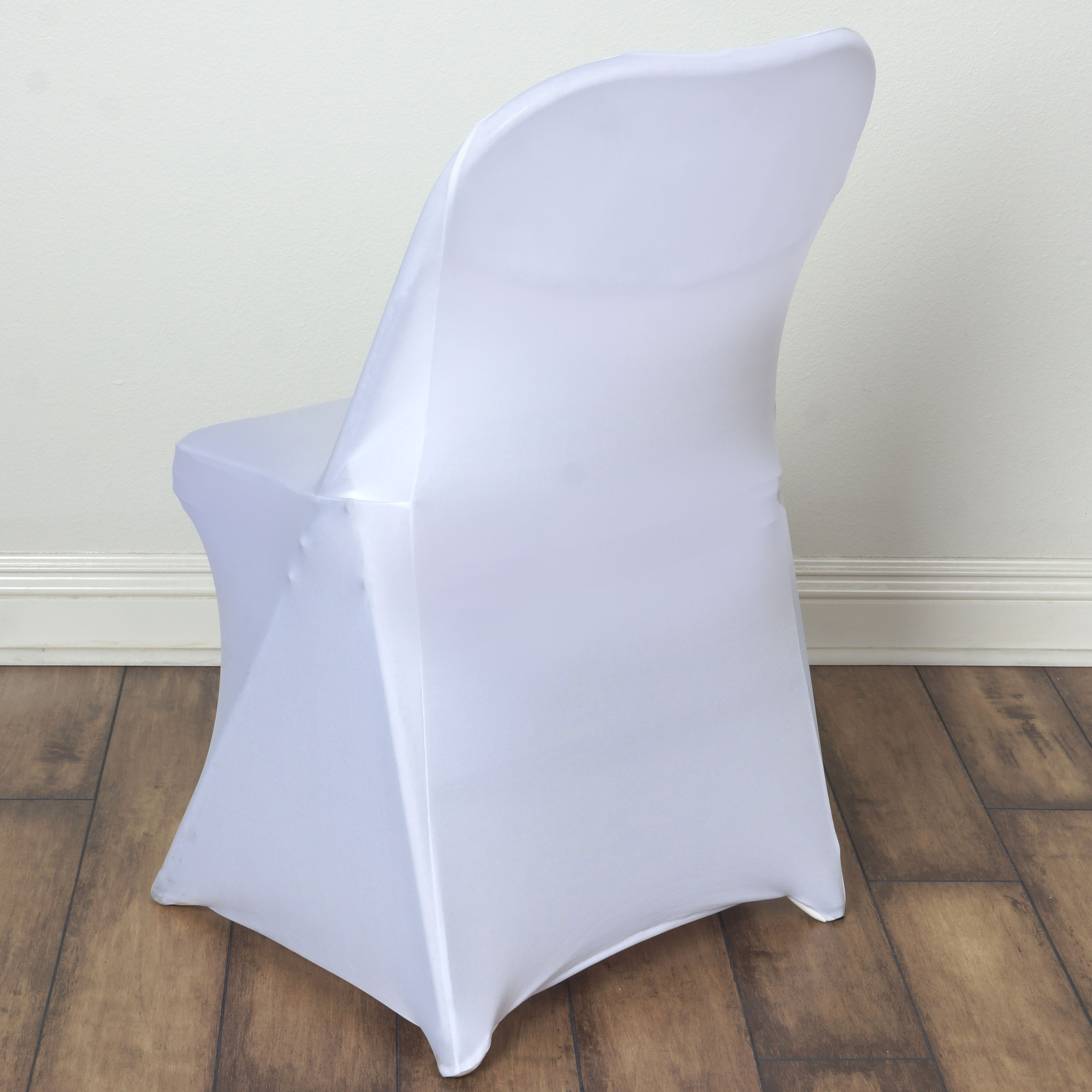 Balsacircle Spandex Strechable Folding Chair Covers Slipcovers For Party Wedding Reception Decorations Com