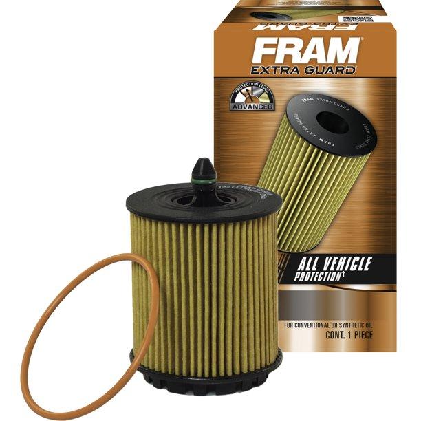 Eight Mile Alabama: FRAM Extra Guard Filter CH9018, 10K Mile Change Interval