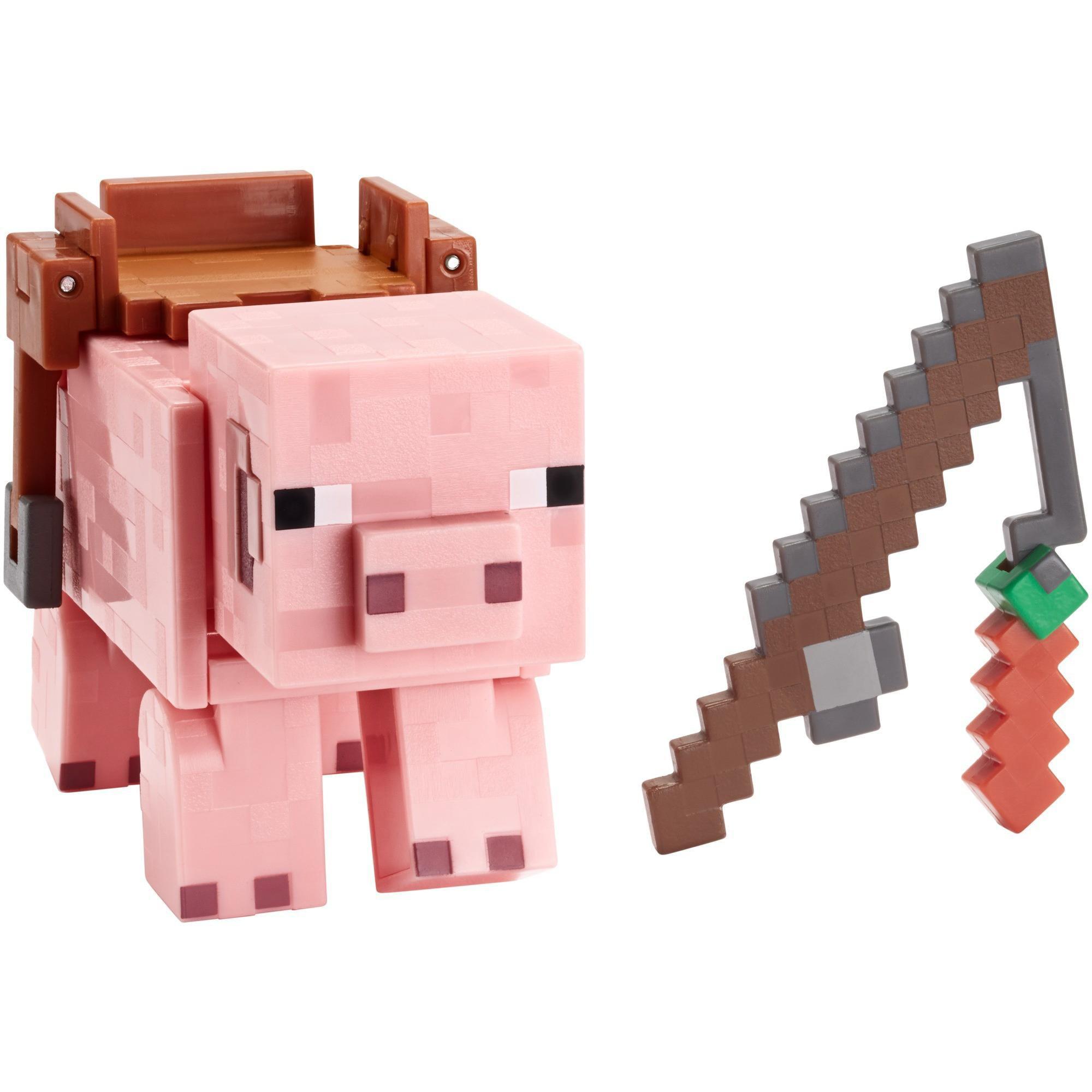 Minecraft Survival Mode 5 Inch Figure - Walmart.com