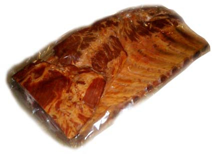 Smoked Pork Ribs, approx. 2.1-2.5 lb by