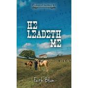 He Leadeth Me - eBook