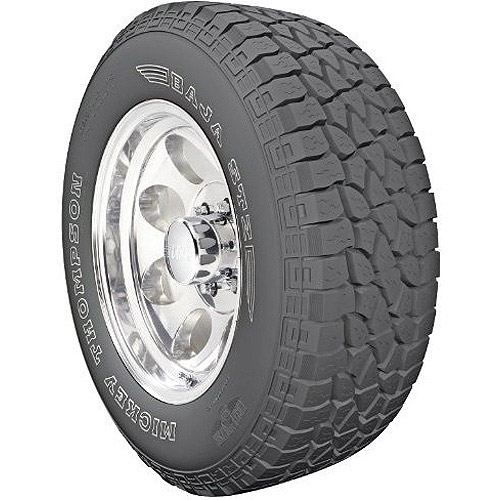 Mickey Thompson Baja Radial STZ Tire 265/70R16 112T OWL