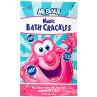 Mr. Bubble Magic Bath Crackles Kids Bubble Bath Fizzies 1.1 Oz