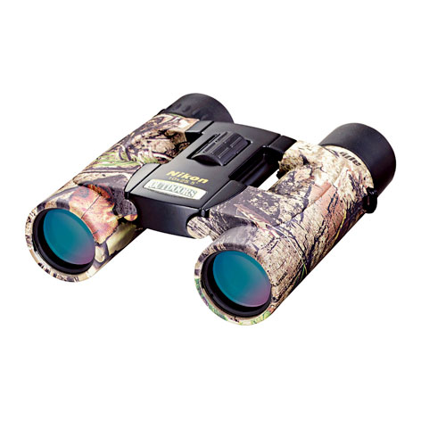 Nikon Realtree Compact Outdoors 10X25 Binocular