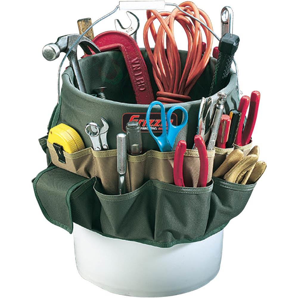 Grizzly H2918 Bucket Organizer