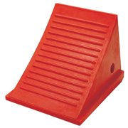 Roadblock UC1500-6 Impact-Absorbing Urethane Industrial Wheel Chock