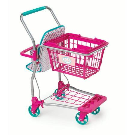 Cardboard Sweet Cart (My Sweet Love Shopping Cart,)