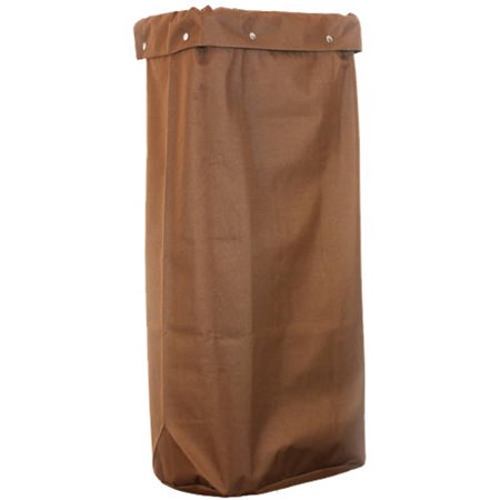 Bar Bug (American Supply Replacement Housekeeping Cart Bag Full Fold Over Bar with Snaps, 36