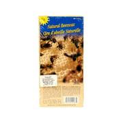 Beeswax 1 Pound Block, Natural