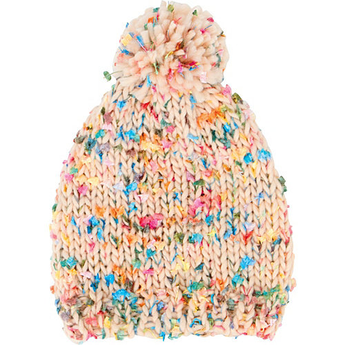 San Diego Hat Company Childs Confetti Beanie Hat SIZE: ONE SIZE FITS MOST