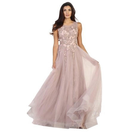BEAUTIFUL PROM EVENING GOWN & PLUS SIZE (Beautiful Tween Dresses)