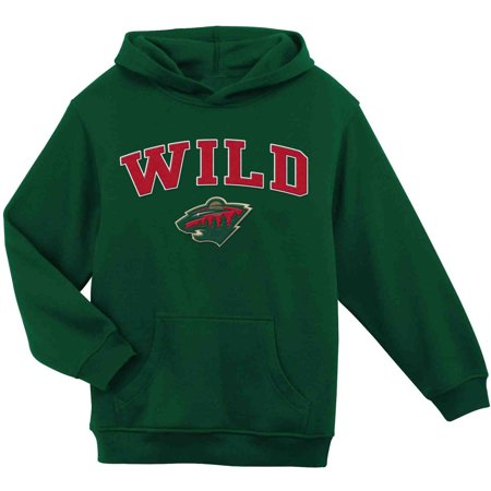 Minnesota Wild Youth Fleece (NHL Minnesota Wild Youth Team Fleece)