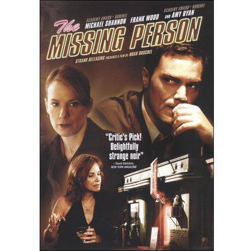 The Missing Person (Widescreen)