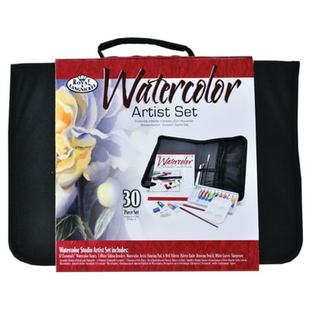Royal Brush Keep N' Carry Watercolor Painting Set,
