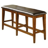 Winners Only Mango 60 in. Counter Height Dining Bench