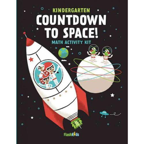 Countdown to Space: Math Activity Kit: Kindergarten