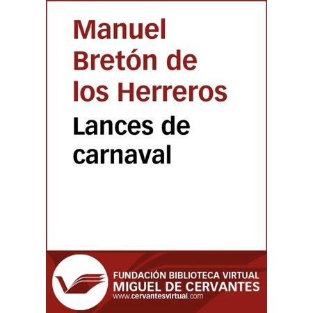 Lances de carnaval - eBook