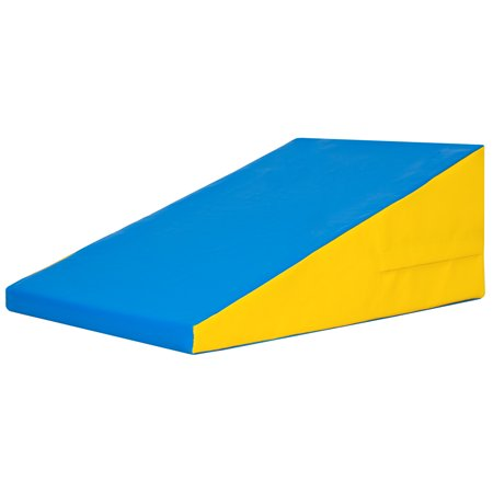 blue incline and gymnastic is shipping mat cheese gymnastics lg free props mats
