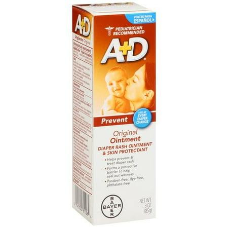 A D First Aid Oinment  3 Oz