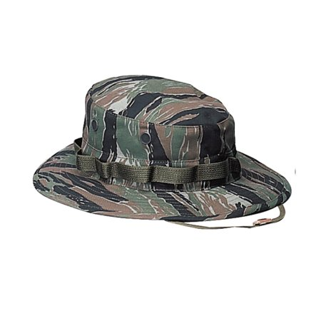 Tiger Stripe Ultra Force Boonie Hat - Size 7 ()