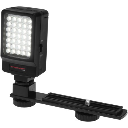 Precision Design Digital Camera / Camcorder LED Video Light with