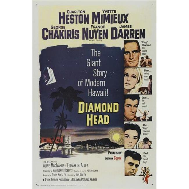 Posterazzi MOVIJ7235 Diamond Head Movie Poster - 27 x 40 in. - image 1 of 1