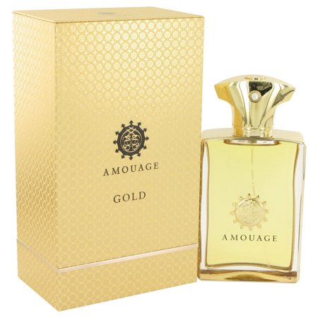 Amouage Gold By Amouage Eau De Parfum Spray 3.4 oz - image 1 of 2