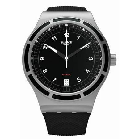 Swatch SISTEM DARK Automatic Unisex Watch YIS413 (J12 Automatic Unisex Watch)