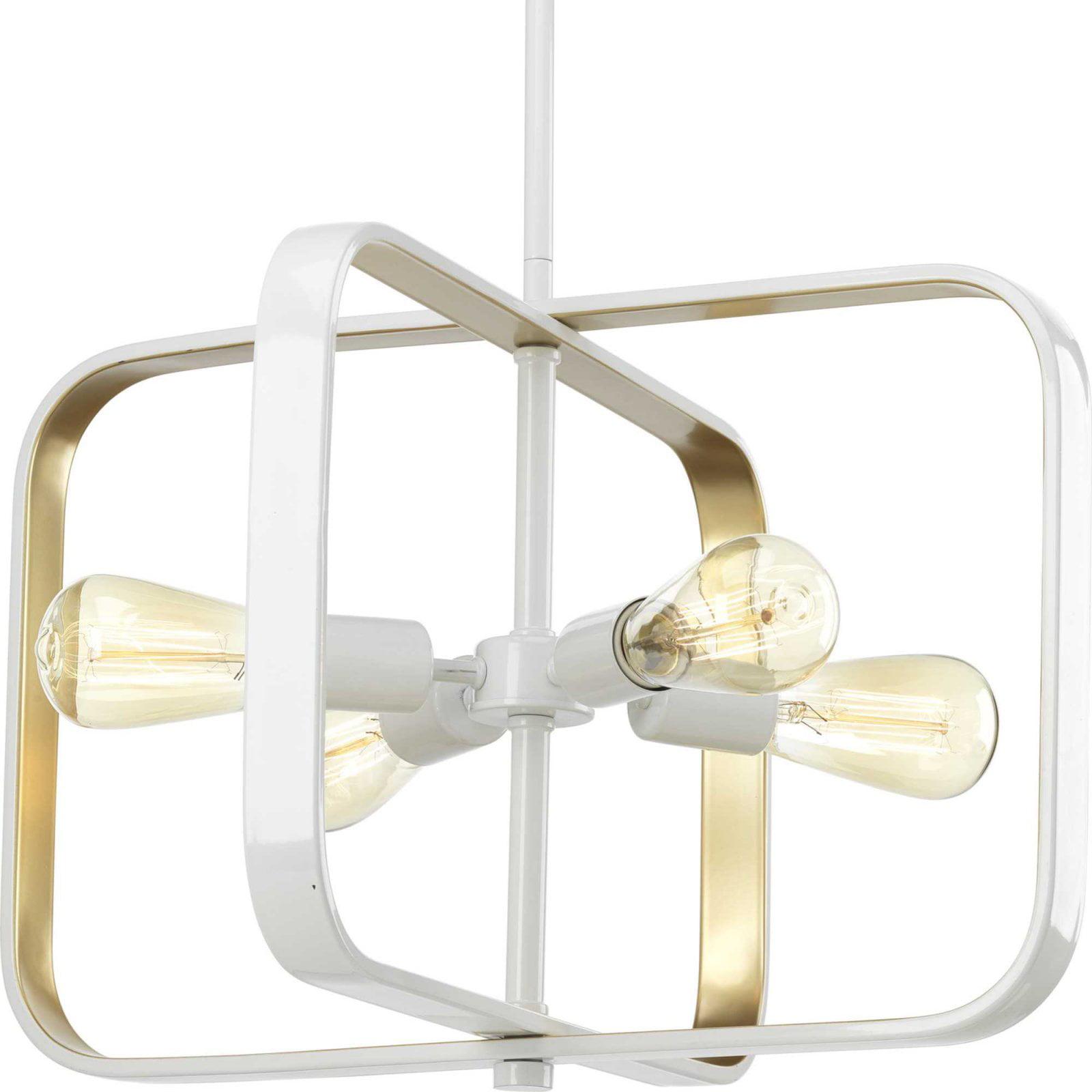 Centre Four-Light Pendant