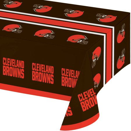 Cleveland Browns Table Cover (Cleveland Browns Grilling)