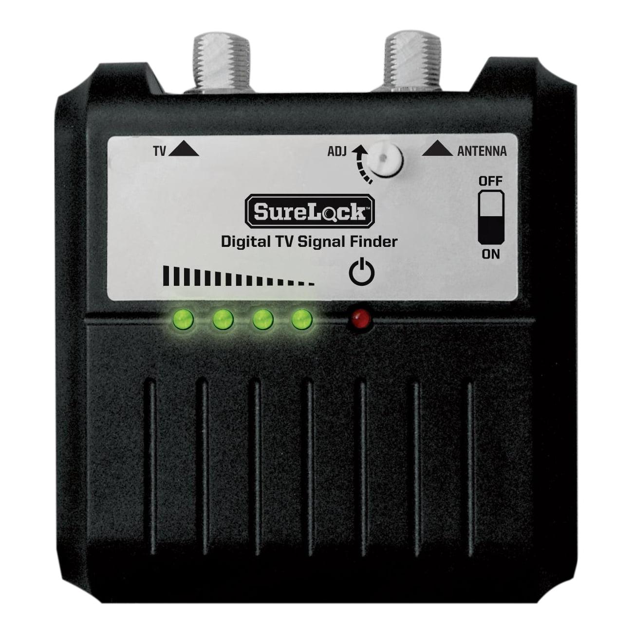 King Sl1000 Surelock Tv Antenna Signal Finder Accessories Fm Gain 180