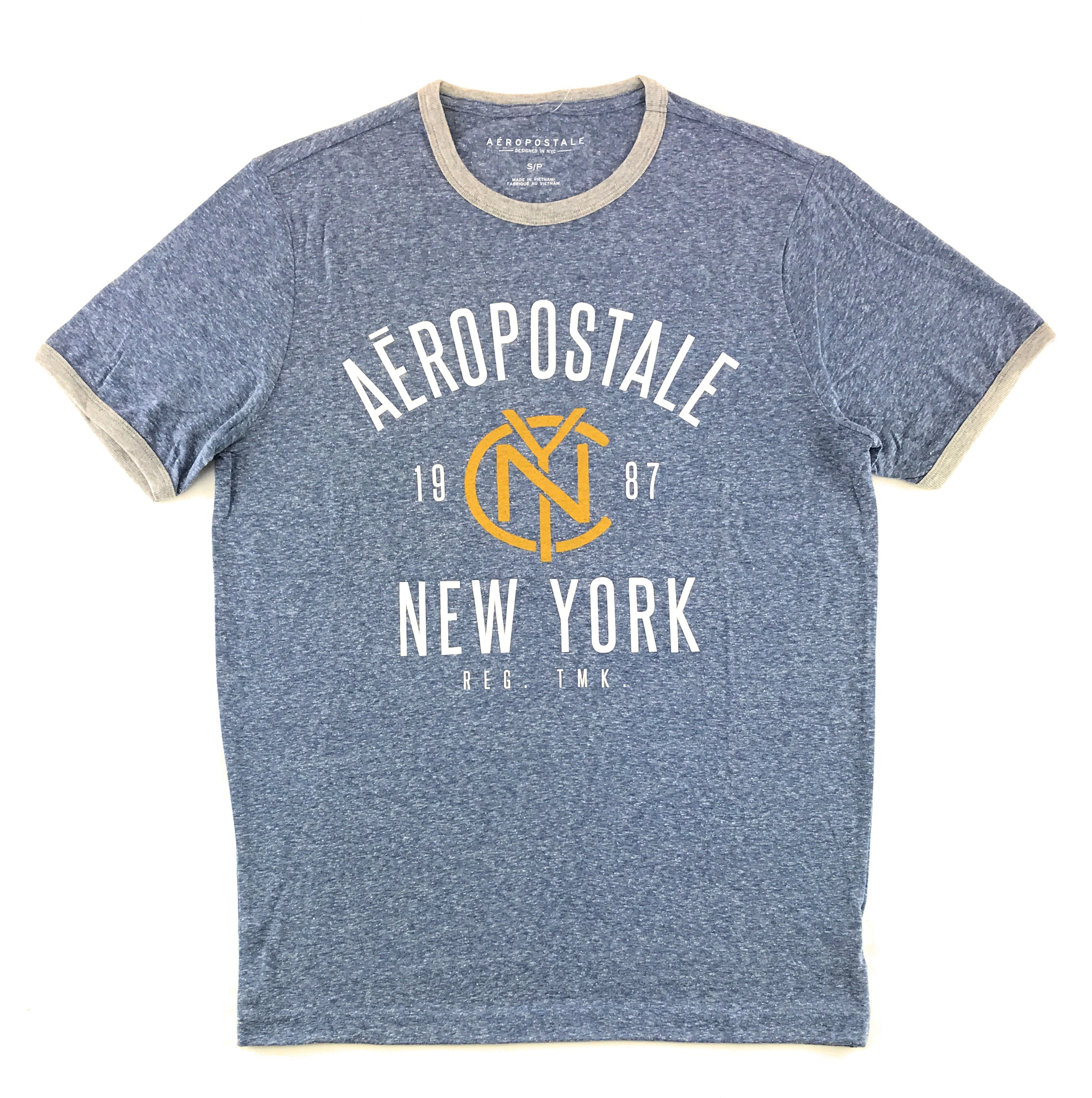 NEW Aeropostale Women/'s Blue Geo Shirt Dress Size XS F1-7