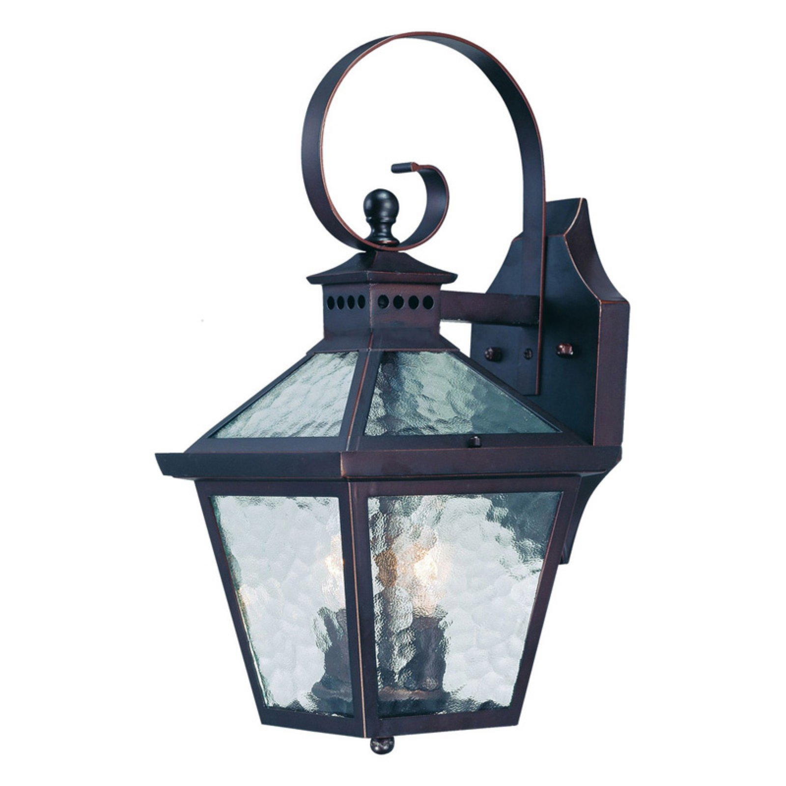 Acclaim Lighting Bay Street 7.75 in. Outdoor Wall Mount Light Fixture