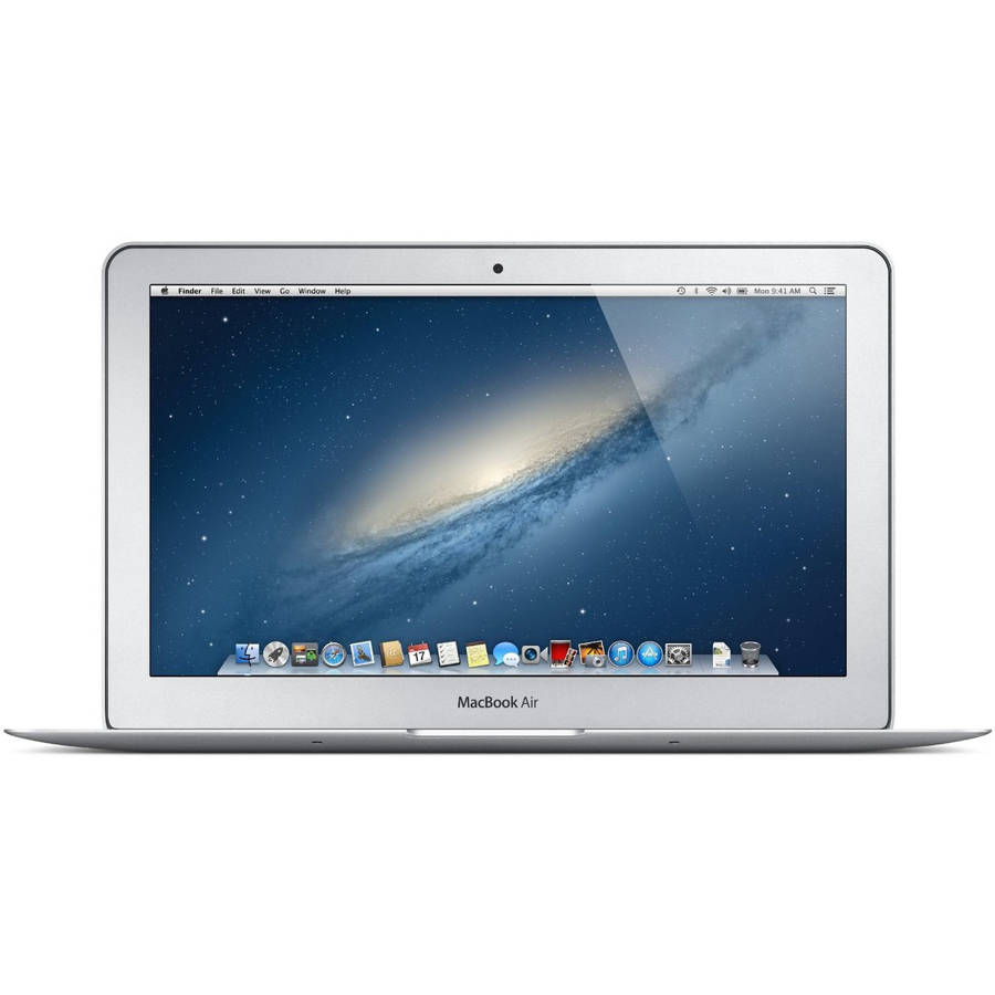 "Refurbished Apple Silver 11.6"" MacBook Air with Intel Core i5-4250U Processor, 4GB Memory, 128GB Solid State Drive and Mac OS X 10.10.5"