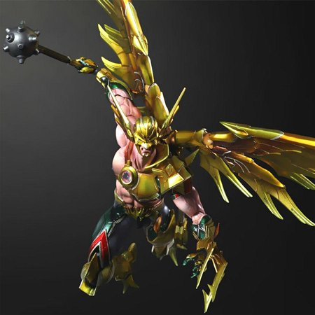 DC Play Arts Kai Variant Hawkman Action Figure #10