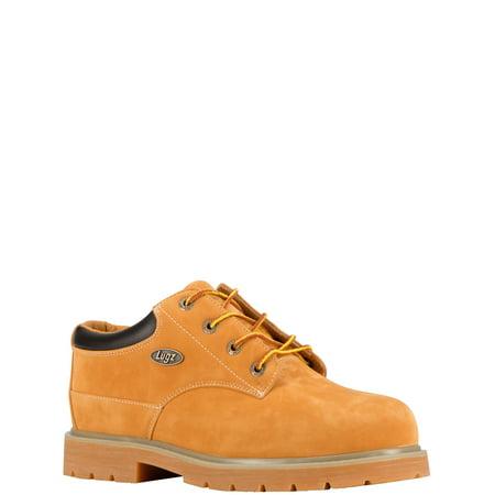 8b8c239fd5a Lugz Men's Drifter Lo Steel Toe Oxford Work Boot