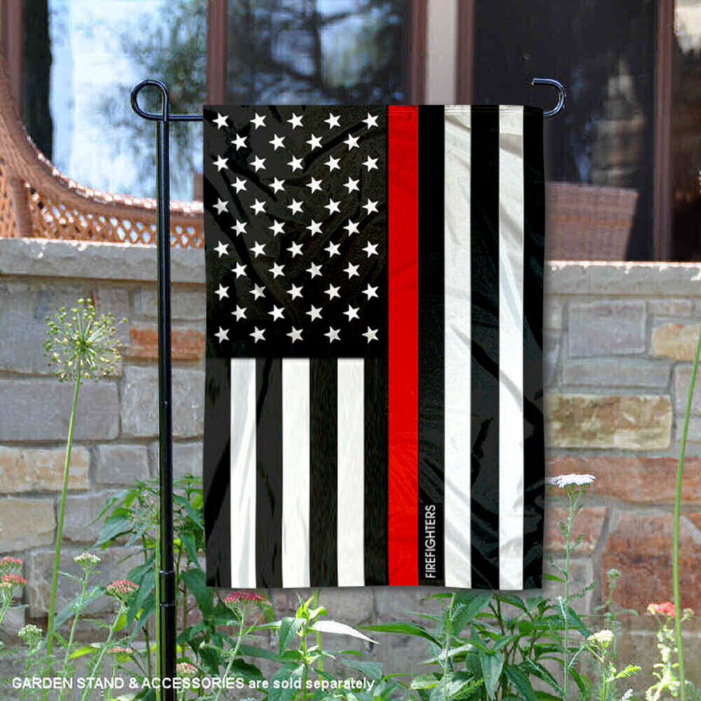 Sleeve for Garden Pole 12x18 Inch Garden Flag Banner Sign BLUE STAR SERVICE