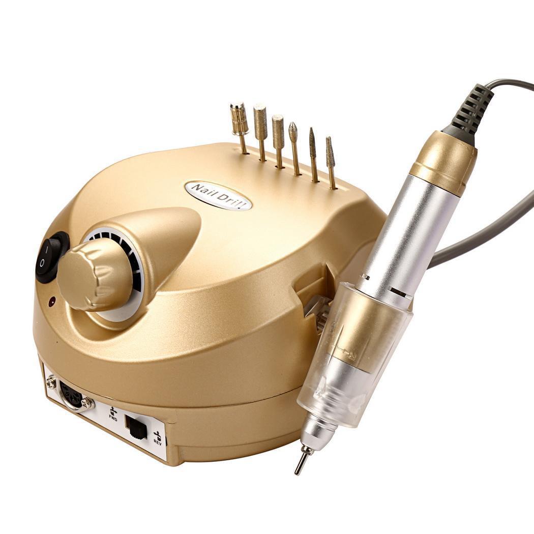 35000RPM Electric Manicure Nail Drill Art Machine Tool Pe...