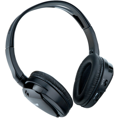 Sound Storm SHP32 Dual-Channel Foldable Infrared Cordless Headphones