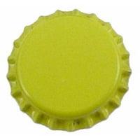 Yellow Caps- 144 Count