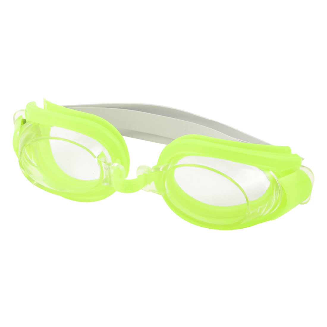 Unique Bargains Unique Bargains Adjustable Strap Underwater Eyeglasses Swim Goggles w Earplugs For Children by