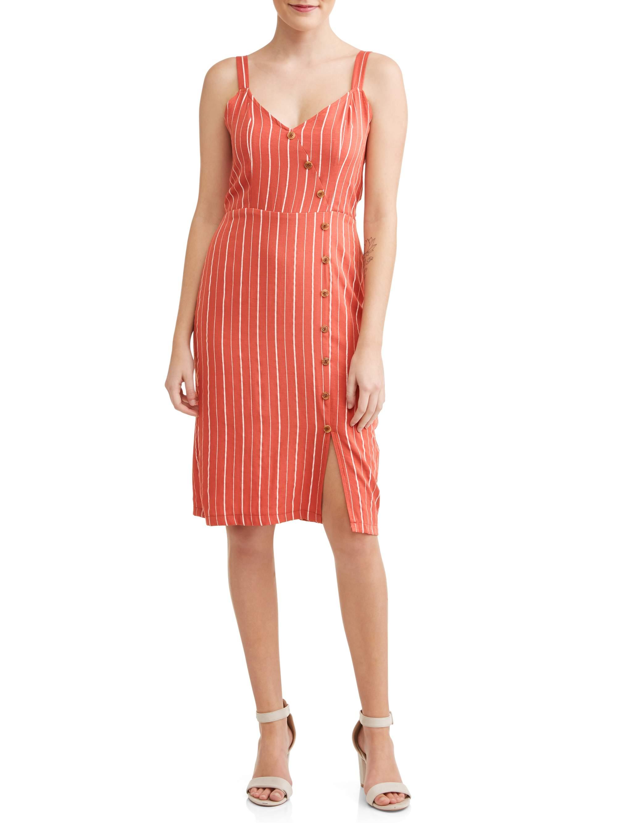 Women's Button Detail Dress