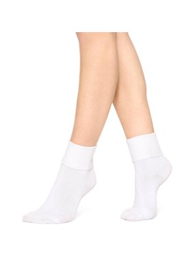 498ce3ea9 White No nonsense Womens Socks - Walmart.com