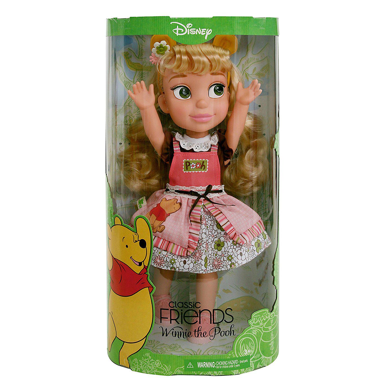 Disney Classic Friends Toddler Winnie the Pooh Doll