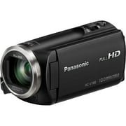 Best HD Camcorders - Panasonic HC-V180K Full HD Camcorder with 50x Stabilized Review