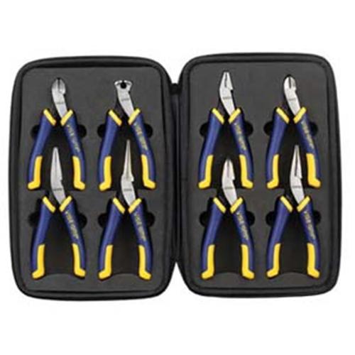 Vise Grip VG2078714 8 Pieces Mini Pliers Set by Vise Grip