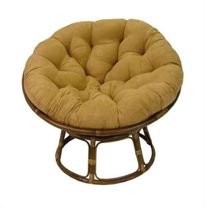 sc 1 st  Walmart Canada & International Caravan Bali Rattan Papasan Cushion Chair-Chocolate
